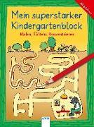 Cover-Bild zu Schäfer, Carola: Malen, Tüfteln, Konzentrieren