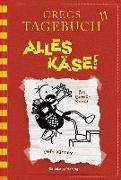 Cover-Bild zu Kinney, Jeff: Gregs Tagebuch 11 - Alles Käse!