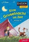 Cover-Bild zu Duden Leseprofi - Eine Gruselnacht im Zelt, 2. Klasse