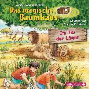 Cover-Bild zu Pope Osborne, Mary: Im Tal der Löwen