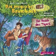 Cover-Bild zu Pope Osborne, Mary: Im Reich des Tigers