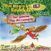 Cover-Bild zu Pope Osborne, Mary: Der geheime Flug des Leonardo
