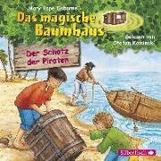 Cover-Bild zu Pope Osborne , Mary: Der Schatz der Piraten