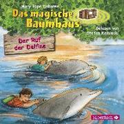Cover-Bild zu Pope Osborne , Mary: Der Ruf der Delfine