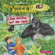 Cover-Bild zu Pope Osborne , Mary: Den Gorillas auf der Spur