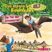 Cover-Bild zu Pope Osborne , Mary: Im Tal der Dinosaurier