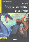 Cover-Bild zu Voyage au centre de la Terre von Verne, Jule