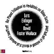 Cover-Bild zu Wallace, David Foster: Der Planet Trillaphon im Verhältnis zur Üblen Sache (Audio Download)