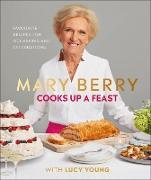 Cover-Bild zu Berry, Mary: Mary Berry Cooks Up A Feast (eBook)