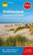 Cover-Bild zu ADAC Reiseführer Ostfriesland und Ostfriesische Inseln von Lammert, Andrea