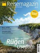 Cover-Bild zu ADAC Reisemagazin Schwerpunkt Rügen + Usedom/Mecklenburg Vorpommern von Motor Presse Stuttgart (Hrsg.)