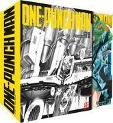 Cover-Bild zu Murata, Yusuke: ONE-PUNCH MAN 10 - mit Sammelschuber