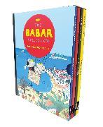 Cover-Bild zu Brunhoff, Jean De: Babar Slipcase