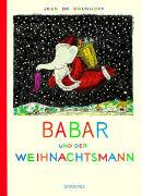 Cover-Bild zu Brunhoff, Jean de: Babar und der Weihnachtsmann