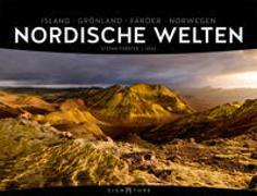Cover-Bild zu Nordische Welten - Signature Kalender 2022 von Forster, Stefan