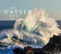 Cover-Bild zu Wasser Kalender 2022 von Ackermann Kunstverlag (Hrsg.)