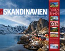 Cover-Bild zu Skandinavien Kalender 2022 von Ackermann Kunstverlag (Hrsg.)