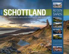 Cover-Bild zu Schottland Kalender 2022 von Ackermann Kunstverlag (Hrsg.)