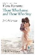 Cover-Bild zu Ferrante, Elena: Those Who Leave and Those Who Stay