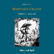 Cover-Bild zu Robinson Crusoe / Hörbuch (Audio Download) von Defoe, Daniel