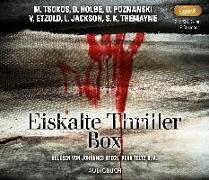 Cover-Bild zu Eiskalte Thriller Box von Holbe, Daniel