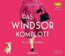 Cover-Bild zu Das Windsor-Komplott von Bennett, S J