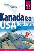 Cover-Bild zu Grundmann, Hans-R.: Kanada Osten / USA Nordosten (eBook)