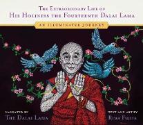 Cover-Bild zu Lama, Dalai: The Extraordinary Life of His Holiness the Fourteenth Dalai Lama (eBook)