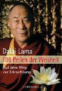 Cover-Bild zu Dalai Lama: 108 Perlen der Weisheit