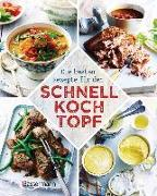 Cover-Bild zu Die besten Rezepte für den Schnellkochtopf