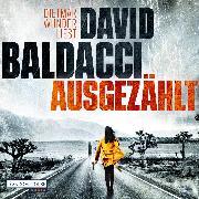 Cover-Bild zu Ausgezählt (Audio Download) von Baldacci, David