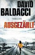 Cover-Bild zu Ausgezählt von Baldacci, David