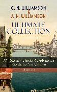Cover-Bild zu C. N. WILLIAMSON & A. N. WILLIAMSON Ultimate Collection: 30+ Mystery Classics & Adventure Novels in One Volume (Illustrated) (eBook) von Williamson, Alice Muriel