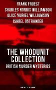 Cover-Bild zu THE WHODUNIT COLLECTION: British Murder Mysteries (15 Novels in One Volume) (eBook) von Ostrander, Isabel