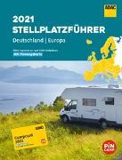 Cover-Bild zu Yes we camp! ADAC Stellplatzführer 2021 Deutschland und Europa