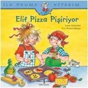 Cover-Bild zu Elif Pizza Pisiriyor von Wenzel-Bürger, Eva