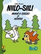 Cover-Bild zu Niilo-Siili von Keränen, Jukka