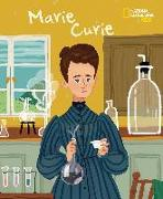 Cover-Bild zu Munoz, Isabel: Total genial! Marie Curie