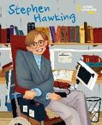 Cover-Bild zu Munoz, Isabel: Total genial! Stephen Hawking