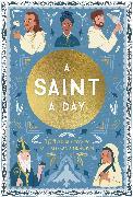Cover-Bild zu Hinds, Meredith: A Saint a Day