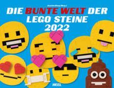 Cover-Bild zu Klang, Joachim (Hrsg.): Die bunte Welt der LEGO® Steine 2022