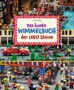 Cover-Bild zu Klang, Joachim: Das bunte Wimmelbuch der LEGO®Steine
