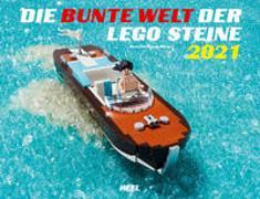 Cover-Bild zu Klang, Joachim (Hrsg.): Die bunte Welt der LEGO® Steine 2021