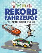 Cover-Bild zu Klang, Joachim: Rekordfahrzeuge