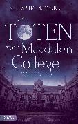 Cover-Bild zu Mylius, Katharina M.: Die Toten vom Magdalen College (eBook)