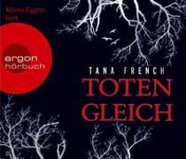 Cover-Bild zu French, Tana: Totengleich