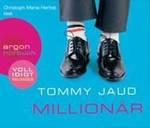 Cover-Bild zu Jaud, Tommy: Millionär