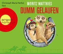 Cover-Bild zu Matthies, Moritz: Dumm gelaufen