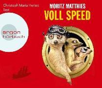 Cover-Bild zu Matthies, Moritz: Voll Speed