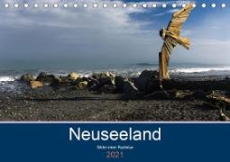 Cover-Bild zu Ulven Photography - Wiebke Schröder, Lille: Neuseeland 2021 - Bilder einer Radreise (Tischkalender 2021 DIN A5 quer)